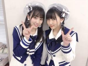 HKT48・矢吹奈子&田中美久
