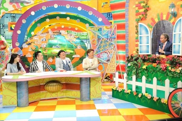 ビヨンセの父親を日本のテレビ初取材『親の顔見たい!ザ・ワールド』5・19放送