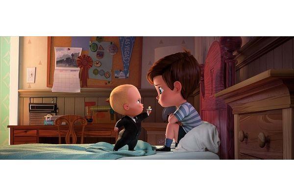 見た目は赤ちゃん、中身はおっさん!?『ボス・ベイビー』BD 8・8リリース&キャンペーンも実施決定!