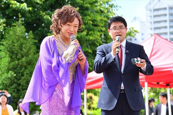 島茂子が西宮でリサイタルを実施!「長瀬さんの気持ちがよく分かりました」