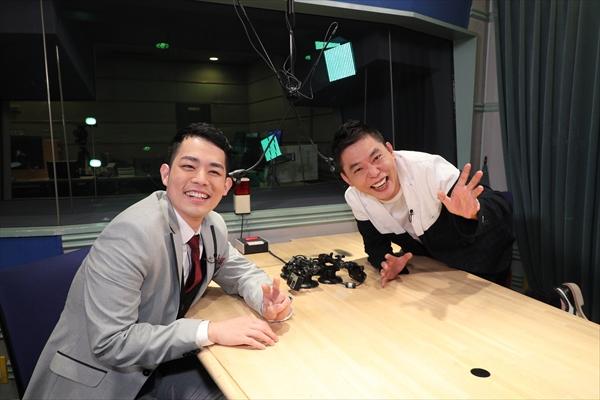 濱田祐太郎が太田光と対談!注目は「僕の性格の悪さ」R-1優勝者特番6・3放送