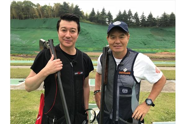 ヒロミが加藤浩次を招集!『炎の体育会TV』クレー射撃に電撃参戦