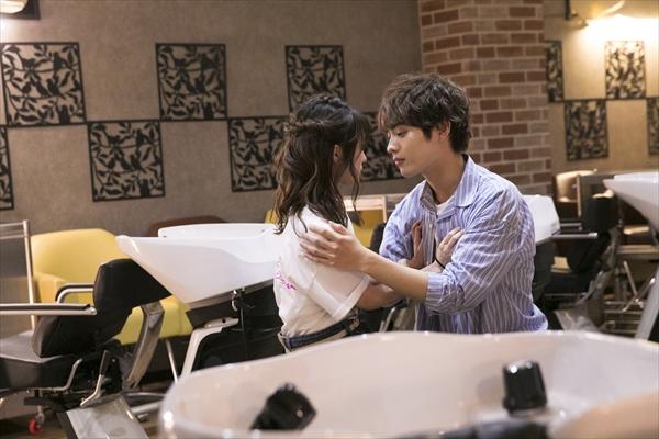 元NMB48・りぽぽに大胆キス!『恋愛ドラマな恋がしたい』