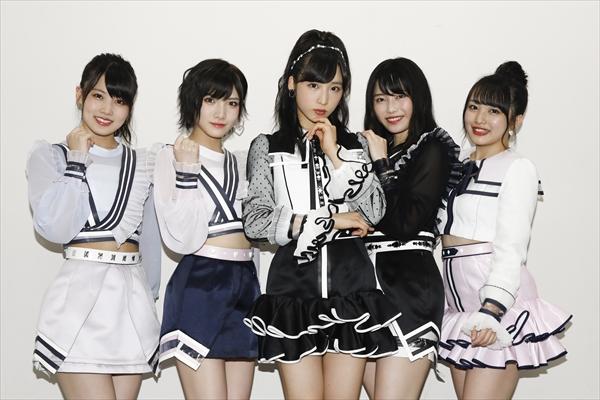 小栗有以、横山由依、岡田奈々、向井地美音、岡部麟がAKB48選抜総選挙に意気込み!