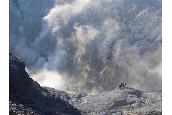 タッキーがガチ探検!『滝沢秀明の火山探検紀行』5・30放送