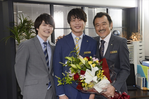 田中圭『おっさんずラブ』撮了で涙「本当に幸せな時間でした」