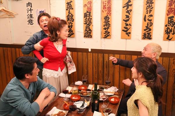 小柳ルミ子、田中みな実の恋愛相談をバッサリ!『ダウンタウンなう』6・1放送