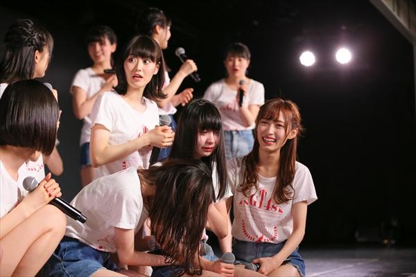 NGT48・荻野由佳が1位発進「もう泣かないって決めた」『AKB48世界選抜総選挙』速報