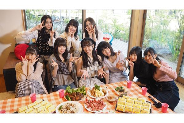 SKE48のホームパーティー第2弾!CSテレ朝chで6・10放送