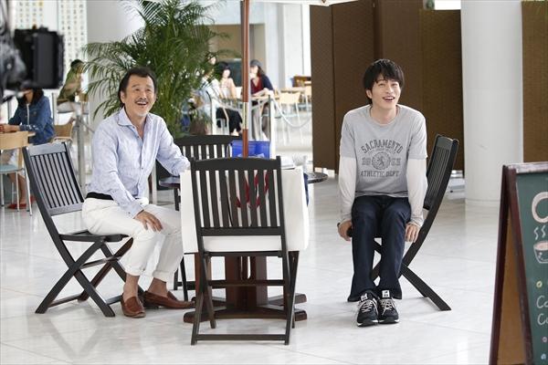 『おっさんずラブ』最終回!田中圭&吉田鋼太郎クライマックスシーン現場レポート
