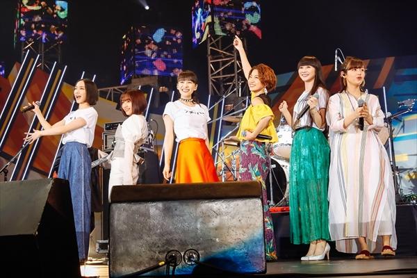 人気アーティストが大集結!「Amuse Fes in MAKUHARI 2018 -雨男晴女-」
