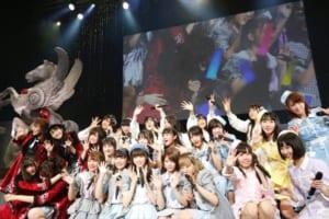 ラストアイドルファミリー2ndシングルコンサート