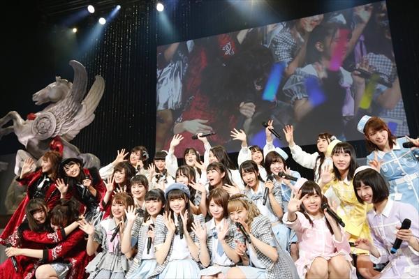 ラストアイドルファミリー2ndSG記念コンサート CSテレ朝chで6・17独占放送
