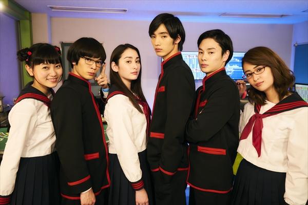 清水尋也主演の金曜ドラマ『インベスターZ』に早見あかり、柾木玲弥、柳美稀らが出演