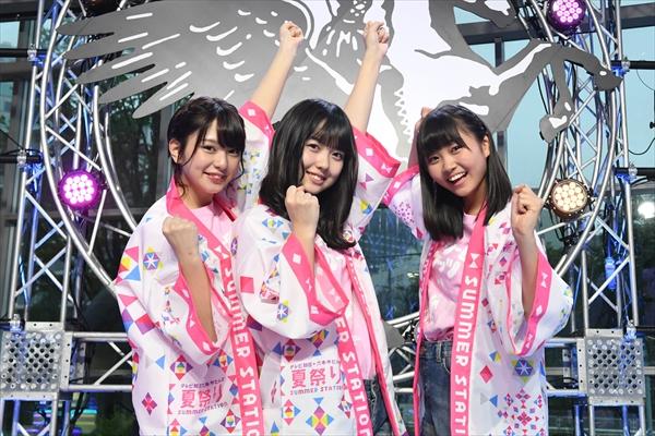 ラストアイドルファミリーがトップバッター!テレ朝「夏祭り」ライブ出演者 第1弾発表