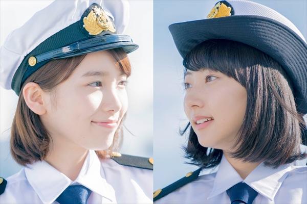飯豊まりえ&武田玲奈W主演ドラマ『マジで航海してます。』続編が放送決定!