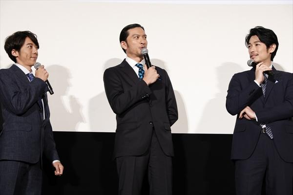 長瀬智也「皆さんが感じたことが僕らが伝えたかったこと」映画『空飛ぶタイヤ』公開