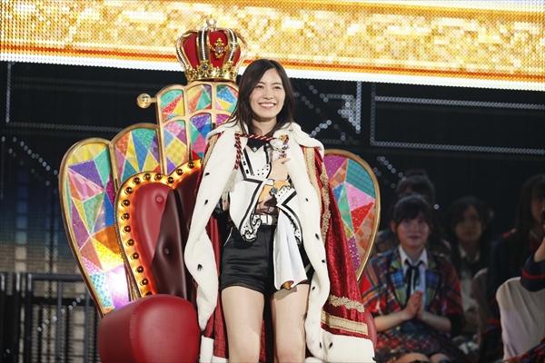 SKE48の松井珠理奈、須田亜香里がワンツーフィニッシュ!『AKB48世界選抜総選挙』Phレポート