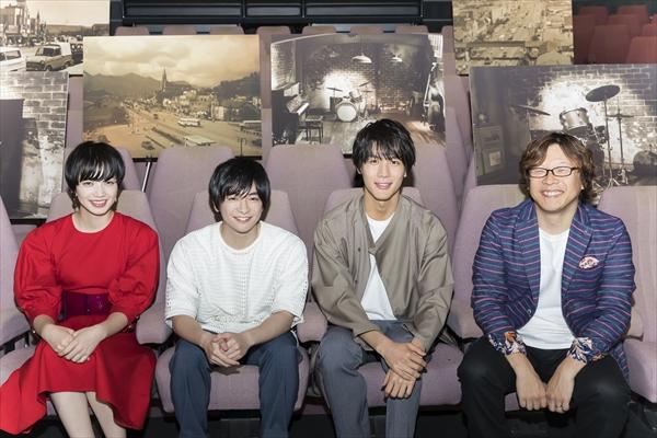 知念侑李「これからもずっと『坂道のアポロン』を愛して」BD&DVD 9・19発売