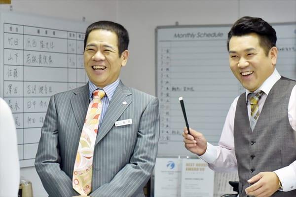 中谷美紀主演『あなたには帰る家がある』でFUJIWARAがTBS連ドラ初共演!