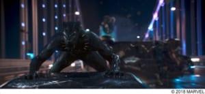 映画「ブラックパンサー」