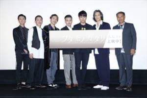 映画『ウタモノガタリ-CINEMA FIGHTERS project-』