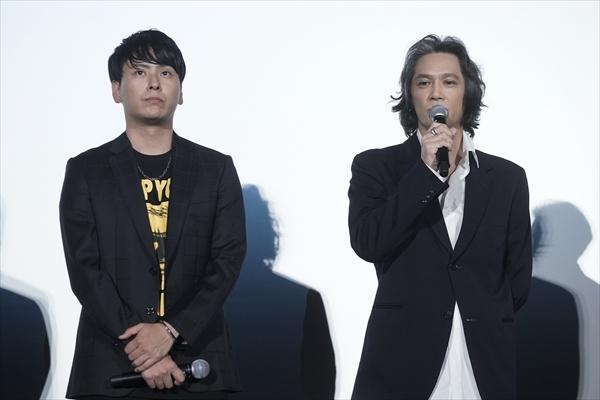 <p>映画『ウタモノガタリ-CINEMA FIGHTERS project-』</p>