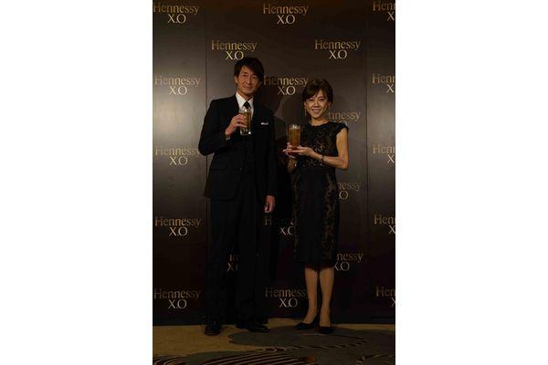 「こんなカッコいい人とバーに行ったら緊張して飲めない…」高橋真麻がトレンディ俳優にメロメロ