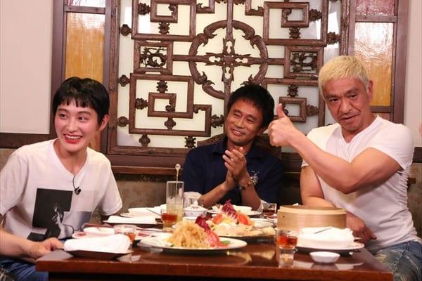 水曜日のカンパネラ・コムアイが金曜日の『ダウンタウンなう』に登場!6・29放送