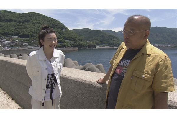 永野芽郁が祖父の故郷・雲仙へ!取材交渉にも初挑戦『鶴瓶の家族に乾杯』7・2放送