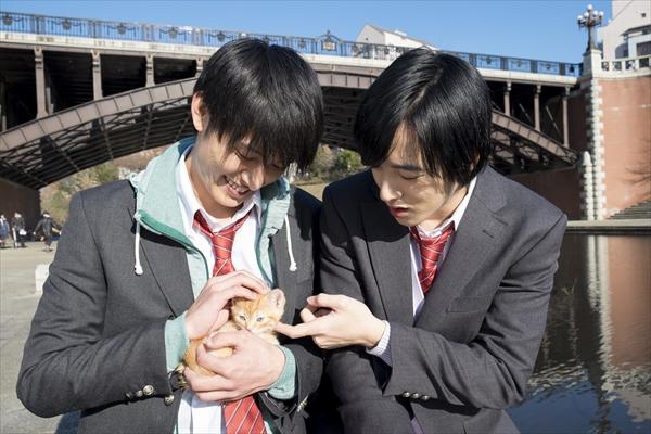 上遠野太洸&西川俊介が中川大志主演『覚悟はいいかそこの女子。』に出演決定
