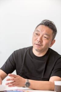 中尾浩之監督インタビュー
