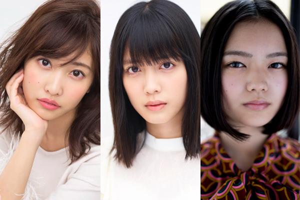 佐野ひなこ、松田るか、湯川玲菜らが新川優愛主演ドラマに出演決定