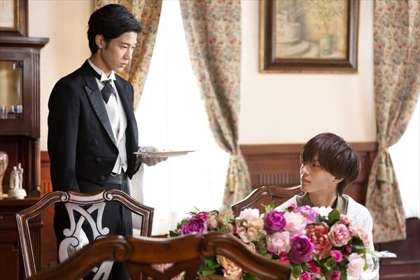 King & Prince・永瀬廉、神宮寺勇太のサプライズに涙!『うちの執事が言うことには』クランクアップ