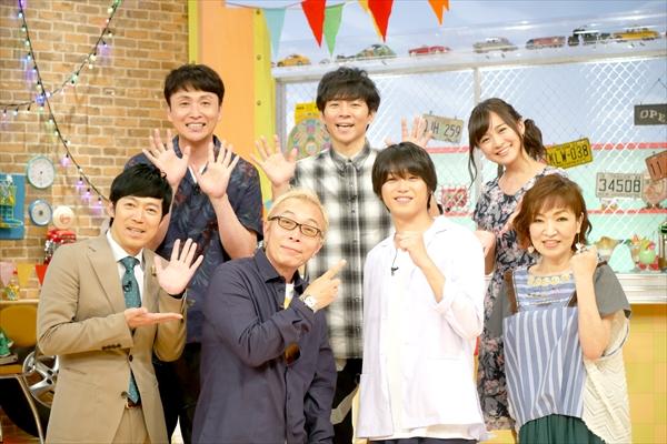 "Hey!Say!JUMP髙木雄也が""所ファミリー""に新加入!「いろんなことに挑戦したい」"