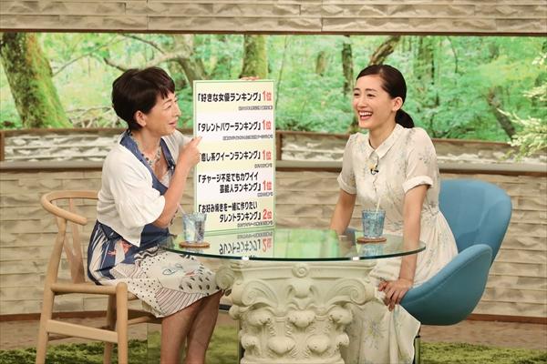 綾瀬はるかがデビュー当時を振り返る『サワコの朝』7・7放送