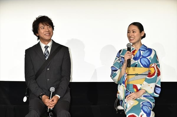 上川隆也、小田和正のW主題歌に感激!「こんなぜいたくな思いを…」『遺留捜査』完成試写会