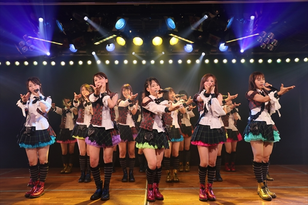 AKB48・込山チームK「RESET」公演開幕
