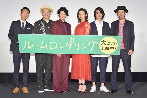 池田エライザ、主演映画のドラマ化発表「まだまだ『ルームロンダリング』離れできない」
