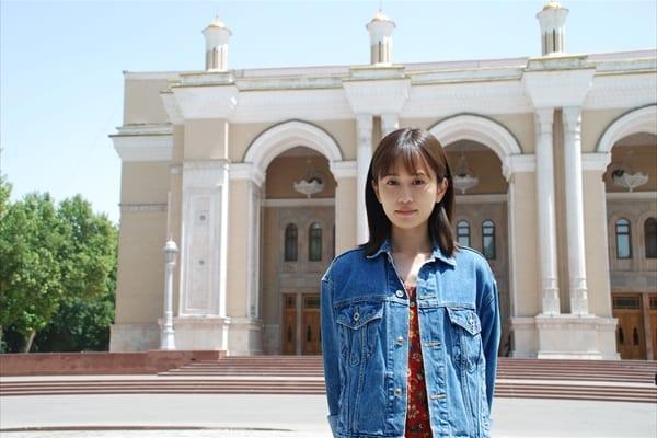 前田敦子が黒沢清最新作に主演!ウズベキスタンでオールロケ「旅のおわり、世界のはじまり」19年公開