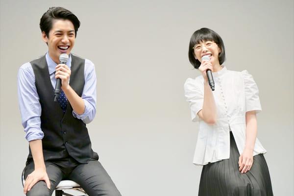 夏帆、大野拓朗は「ゲスかわいい!」『グッド・バイ』制作発表