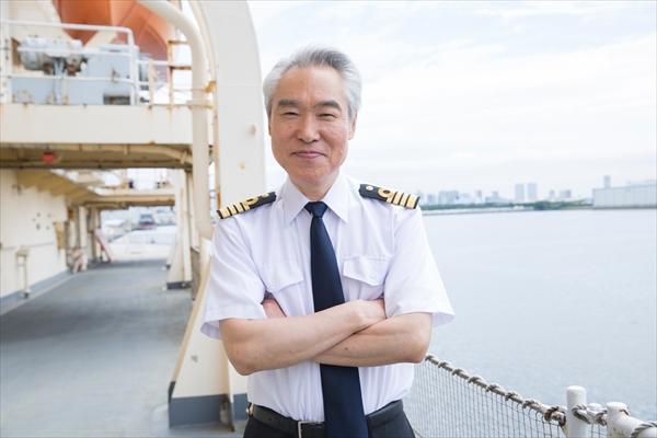<p>『マジで航海してます。』モロ師岡:新井三郎役</p>