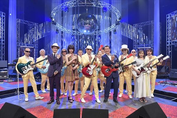 クレイジーケンバンドが加山雄三とコラボ!池田エライザは名曲カバーに挑戦『The Covers』7・27放送