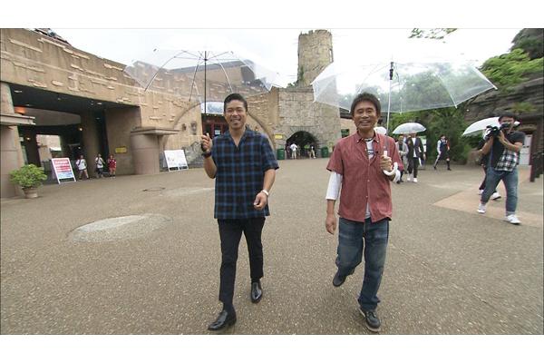 """浜田雅功&松本利夫が""""ひらパー""""巡り!『ごぶごぶ』7・17放送"""