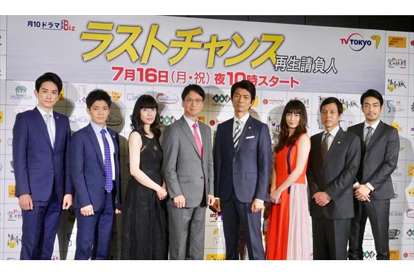 仲村トオル主演『ラストチャンス』フレッシュ担当は和田正人!?「フレッシュ正人と覚えて」