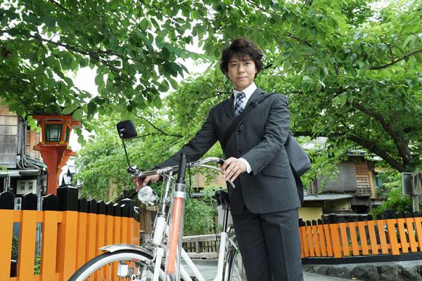 上川隆也『遺留捜査』初回14・7%に感謝「一話一話を丹念に創り上げて参りたい」