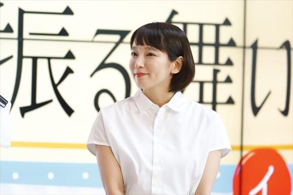 京都出身の吉岡里帆がカンテレを訪問「ただ~いまっ!」『健康で文化的な最低限度の生活』をPR