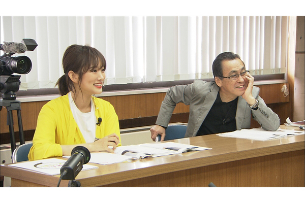 夏菜が奥手な男性陣に恋愛アドバイス!『ナイナイのお見合い大作戦!』7・23放送