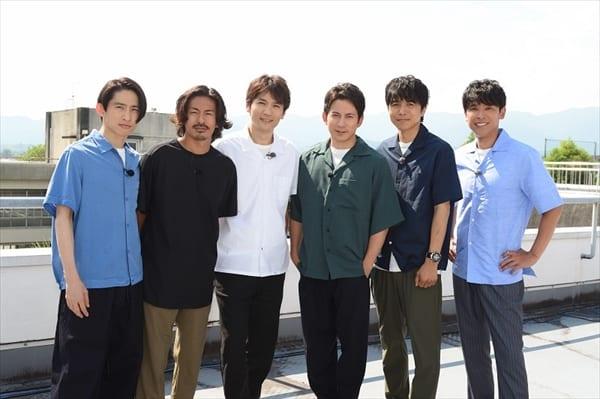 『V6の愛なんだ2018』9・24放送決定!6人がロケの手応え語る