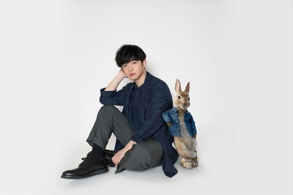 『ピーターラビット』千葉雄大の見どころ紹介付き予告編公開!BD&DVD 10・10発売